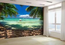 Beautiful Carribean Sea Wallpaper Mural Photo 71469615 premium paper