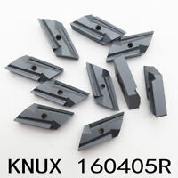 KNUX160405R LT10-PVD carbide inserts KNUX milling cutter inserts CUTTING TOOLS