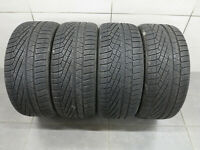4x Winterreifen Pirelli Sottozero Winter 240 Serie II 255/40 R19 100V / MO
