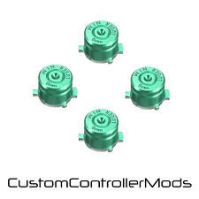 Replacement Bullet Action Buttons For PS3 PS4 Controller Custom Mod Kit - Green