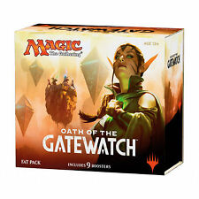 Magic the Gathering MTG Giuramento dei Guardiani Oath of the Gatewatc Fat Pack