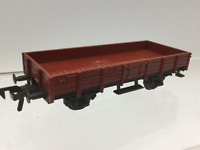 Fleischmann 1451 HO Gauge DB Low Sided Wagon 461024