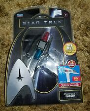 "Playmates Star Trek Movie ""Starfleet Phaser"" 2009 RARE 2009 WORKS"
