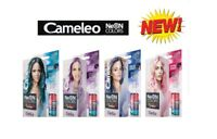 New NeON Colors Express Semi-Permanent Hair Spray for Blonde  Play with Colors!