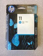 GENUINE HP 11  (C4836A) CYAN INK Sealed CARTRIDGE - OEM