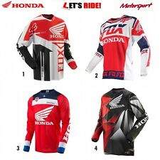 Honda Jersey,MX,Motocross Jersey,Sport,Off Road,Dirt Bike,Atv,Shirt