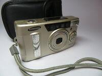 Samsung Vega 70D 35-70mm Zoom 35mm Auto Focus Compact Zoom Camera