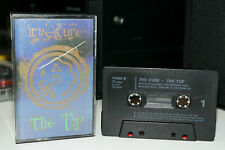 The Cure The Top/100% Play Tested/Cassette/Tape/Album/Robert Smith