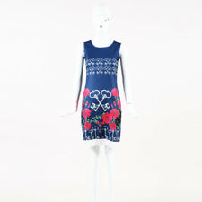 Dolce & Gabbana Floral Sheath Dress SZ 36