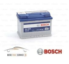 BOSCH Batteria Originale Batteria Di Avviamento Batteria s4 12v 74ah 680a FERRARI CHRYSLER