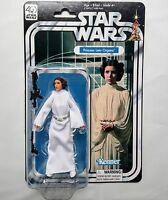 PRINCESS LEIA ORGANA Star Wars Black Series 40th Anniversary 6 Inch Figure NIP