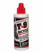 Boeshield T9 Bike Lube T-9 Dripper MTB Lubricant Waterproof Wax 4oz Chain