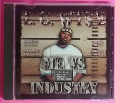 Me vs. Industry [PA] by L.G. Wise (CD, Jun-2002, Wise Up Records)