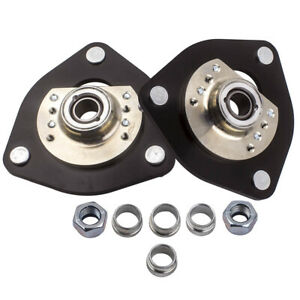 Adjustable camber plater 2 Pieces Fit For Nissan S13 Silva 180SX Pillow Ball
