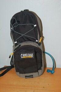 Camelbak Lobo Black Grey Hydration Pack w/ Bladder