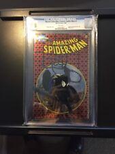 Amazing Spider-Man # 300 Marvel Collectible Classics #1 Chromium Variant CGC 9.8