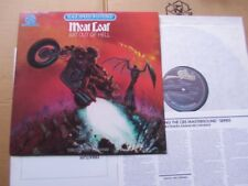 MEAT LOAF,BAT OUT OF HELL (halfspeed master) lp m(-)/m- epic rec. EPCH82419 1980