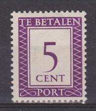 P39 Port nr 39 ongebruikt MLH Suriname portzegel