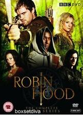 ROBIN HOOD COMPLETE SEASON 3 - BRAND NEW AND SEALED
