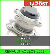 Fits RENAULT KOLEOS 2008- - Rear Wheel Bearing Hub