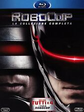 Mgm Robocop Collection (4 Blu-ray)