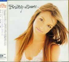 BRITNEY SPEARS..BABY ONE MORE TIME JAPAN CD+5BONUS AVCZ-95114] OBI