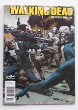 The Walking Dead The Official Magazine # 4 NEW Graphic Novel Comic Book