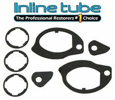 1964-74 All GM Pontiac Olds Chevy Buick A/F/X Body Door Handle & Lock Gaskets