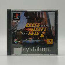 Grand Theft Auto 2 Sony PlayStation 1 GTA Spiel in OVP Komplett auf Deutsch PAL