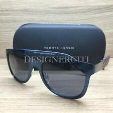ccce28b2e4 Tommy Hilfiger TH 1267 S Sunglasses Blue Red 4OD72 Authentic 54mm