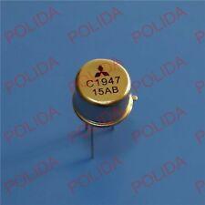 10PCS  RF/VHF/UHF Transistor MITSUBISHI TO-39 2SC1947 C1947