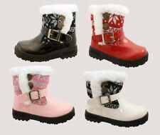 Unbranded Boots Baby Shoes with Hook & Loop Fasteners