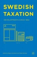 Swedish Taxation: Developments Since 1862 by Palgrave Macmillan (Hardback, 2015)