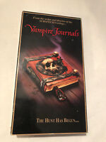 VAMPIRE JOURNALS, THE HUNT HAS BECOME, VHS