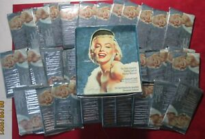 250 packs 1993 SPORTS TIME CARD COMPANY MARILYN MONROE FACTORY SEALED
