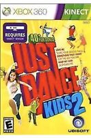 Just Dance Kids 2 Xbox 360 Kinect Game Complete