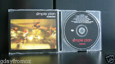 Simple Plan - Addicted 7 Track CD Single Incl Videos