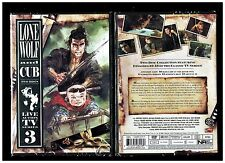 Lone Wolf & Cub TV Series - Vol. 3 (Brand New 2 DVD Set, 2008)