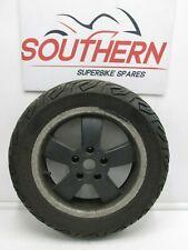 PIAGGIO VESPA GTS 125 SUPER 2011 REAR WHEEL