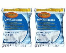 Eureka F & G Upright Vacuum Bags (18 pk) By EnviroCare (Fits Many Sanitaire V...