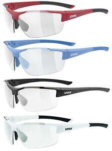 UVEX sportstyle 612 VL VARIOMATIC Radbrille Sportbrille NEU vom Fachhandel !!
