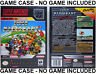 Super Mario Kart - Custom Case *NO GAME* Super Nintendo SNES *NO GAME*