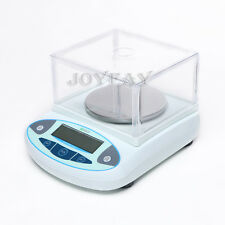 Analytical Balance 3000 x 0.01g 10mg Precision Scale for Lab Jewelry U.S. Solid
