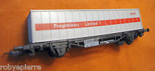 LIMA HO trenino elettrico VAGON train 1 vagone contaniner FREIGHTLINERS LIMITED