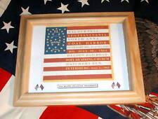34 Star, American Civil War Flag...31st Maine Infantry