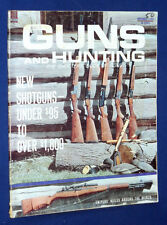 GUNS & HUNTING Magazine - November 1963 - Snipers' Rifles Around the World