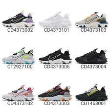 Nike реагируют видения D/МС/X мужские беговые кроссовки образа жизни кроссовки, выберите 1