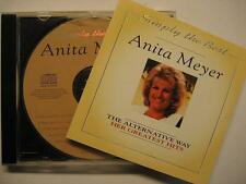 "ANITA MEYER ""HER GREATEST HITS - THE ALTERNATIVE WAY"" - CD"