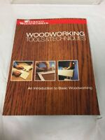 Weekend Woodworker: Woodworking Tools and Techniques : An Introduction to Basic…