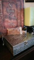 Handcrafted Magical Rite/Ritual ~Purification~ Non-Combustible Herbal Incense
